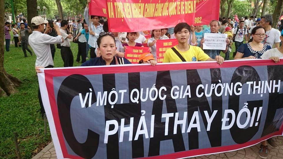 Giải pháp cho đảng CSVN để bảo vệ chủ quyền quốc gia (Nguyễn Văn Đài)