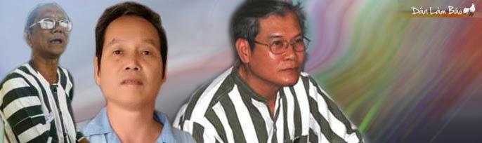 Văn bút Quốc tế đòi thả tù chính trị