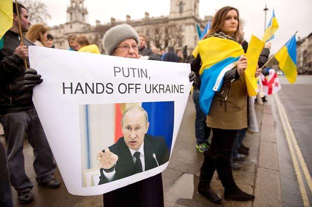 Putin và Ukraine – những chuyển động đáng sợ