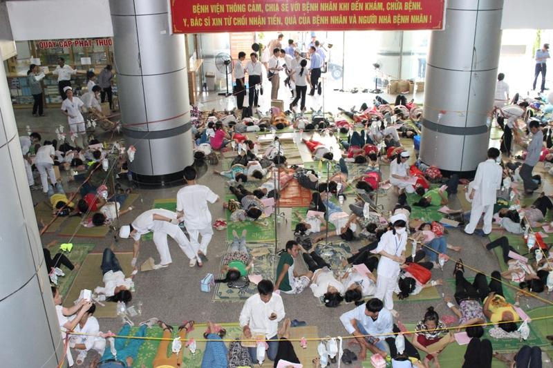 Hàng trăm công nhân Thanh Hóa tiếp tục bị bỏ độc một cách bí ẩn