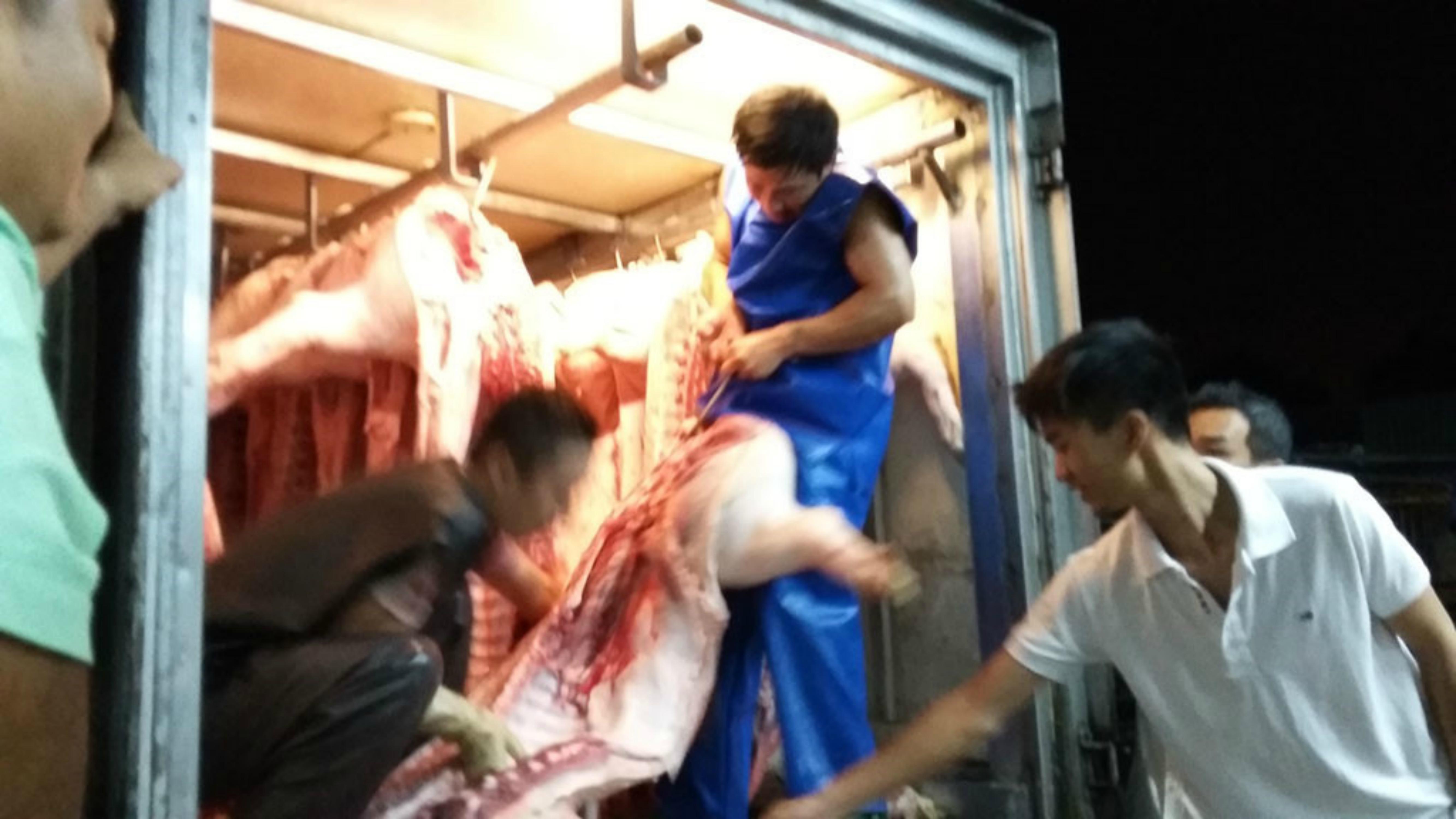 Các chợ ở Sài Gòn sẽ thiếu thịt heo?