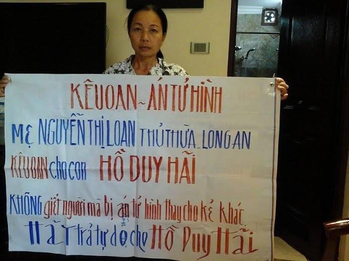 Tòa án Long An ra quyết định hoãn thi hành án tử hình Hồ Duy Hải