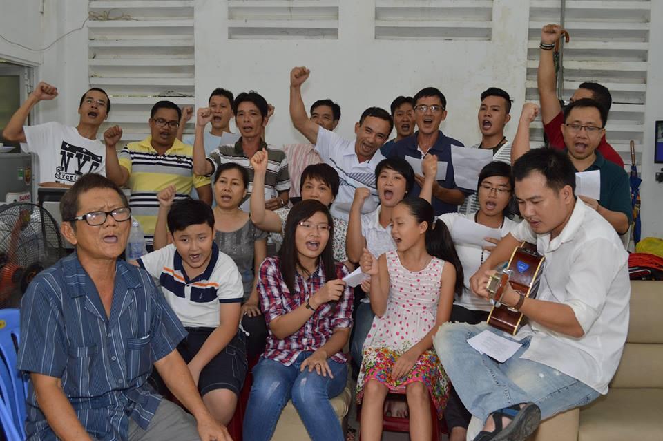 Nhạc tranh đấu của Nhạc sĩ Trúc Hồ nối kết người Việt trong và ngoài nước