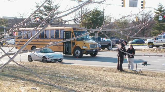 Xe buýt đụng chết bà cụ đi bộ, nạn nhân họa diệt chủng