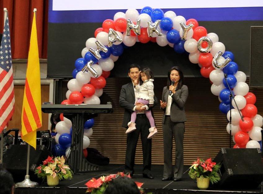 Madison Nguyễn tổ chức tiệc chia tay 9 năm làm dân cử San Jose