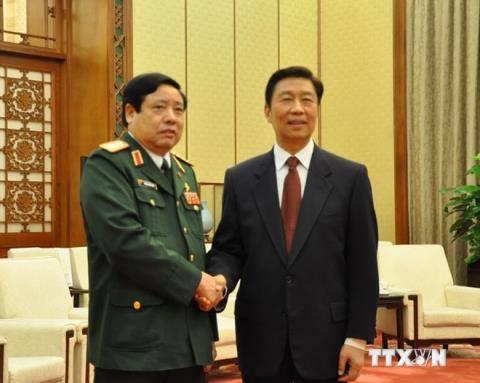 Đại tướng Phùng Quang Thanh và những tin đồn (Người Buôn Gió)