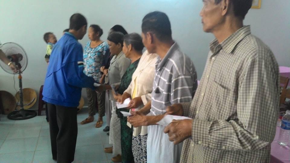 An ninh Đà Nẵng giám sát gắt gao người dân làm việc thiện nguyện