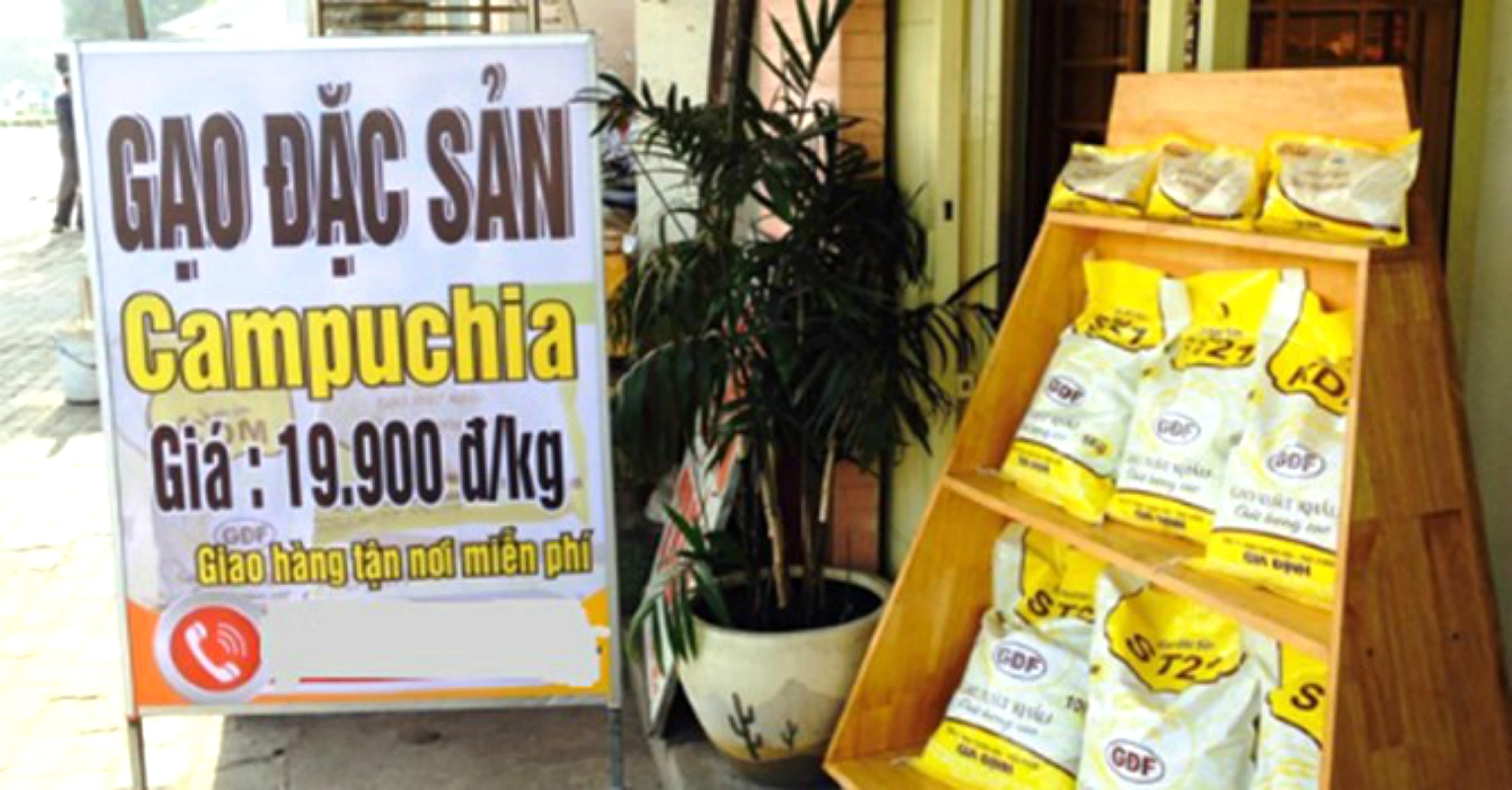 Giá trị thương hiệu quốc gia Việt Nam chỉ hơn mỗi Campuchia