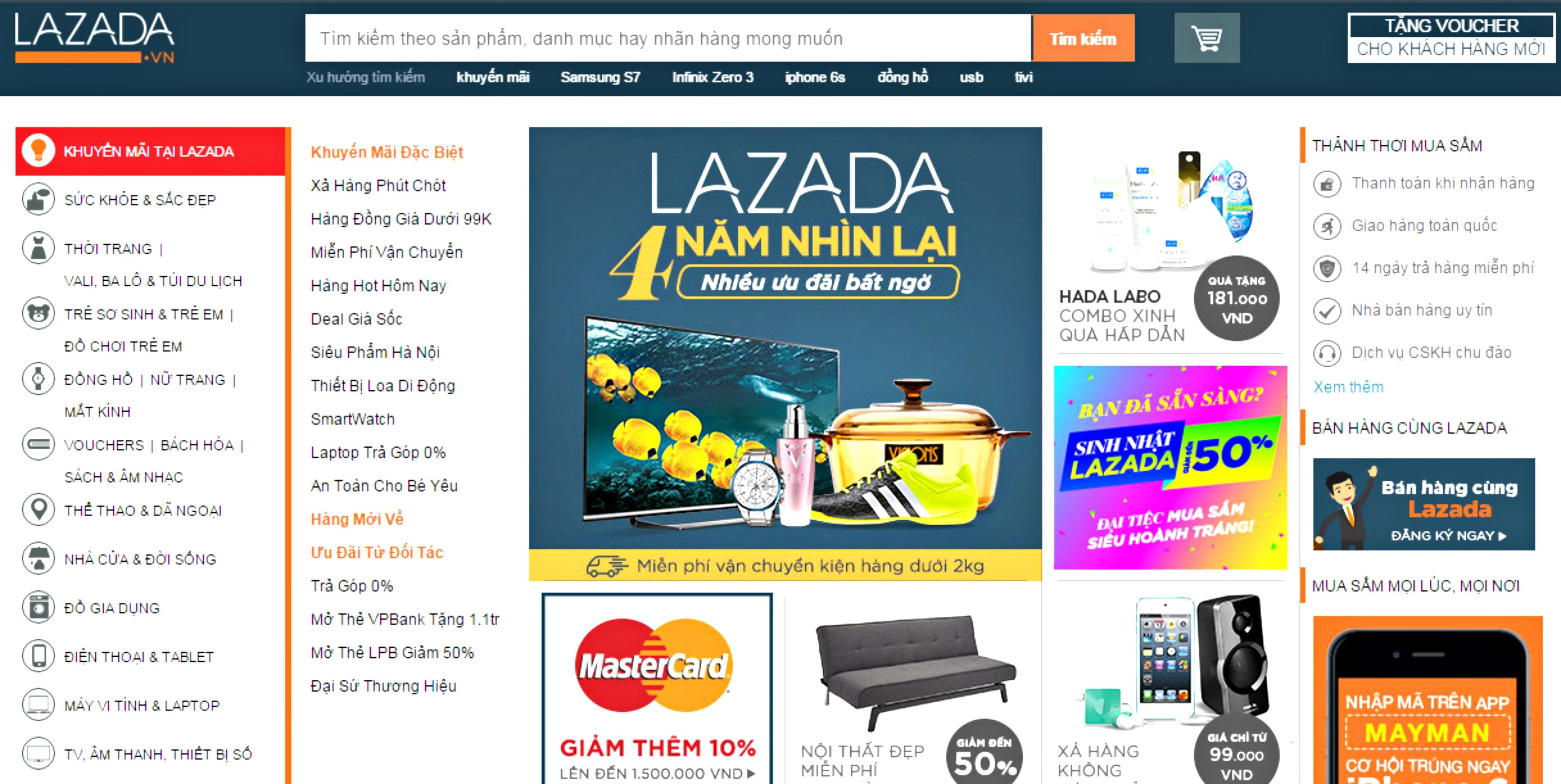 Thương mại điện tử Việt Nam tiếp tục ì ạch