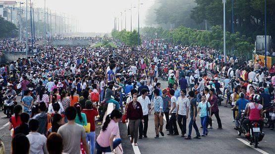 Phong trào bất tuân dân sự ở Việt Nam ngày càng mạnh mẽ hơn