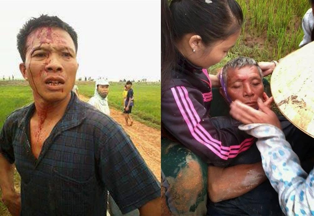 Công an vẫn chưa thả người bắt trong vụ đàn áp đẫm máu tại huyện Kỳ Anh, Hà Tĩnh