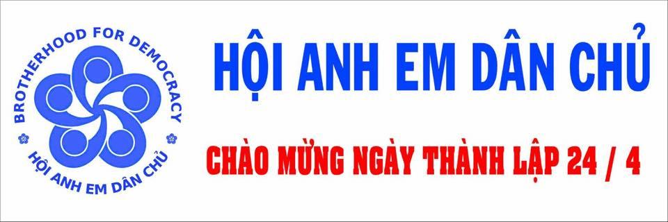 Hội Anh Em Dân Chủ Việt Nam sau hai năm thành lập