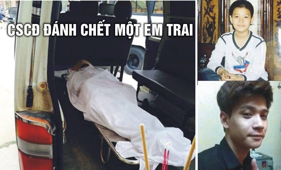 Cảnh sát cơ động Hà Nội lại bị cáo buộc giết người
