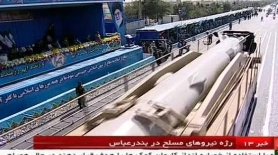 Iran trình làng vũ khí mới giữa lúc có căng thẳng với Hoa Kỳ