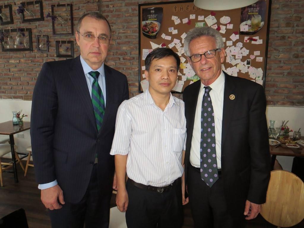 Luật sư Nguyễn Văn Đài bị Bộ công an khởi tố và bắt giam lần thứ hai