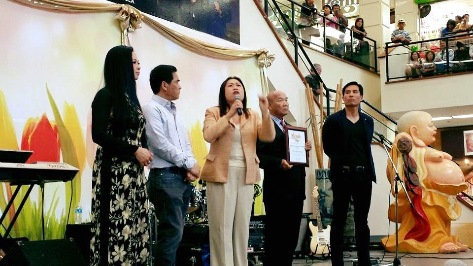 SBTN tổ chức nhạc hội vận động ký tên ủng hộ chiến dịch Nhân Quyền 2015