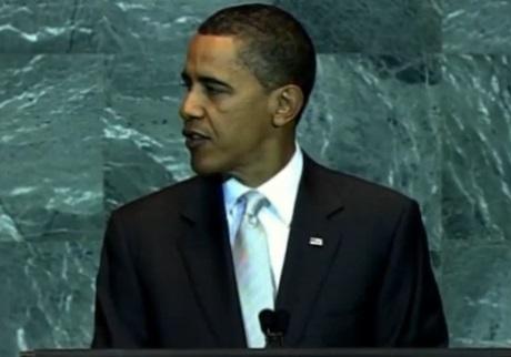 Tổng thống Obama đọc bài diễn văn cuối cùng tại Đại Hội Đồng Liên Hiệp Quốc