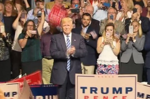 Ngày càng có nhiều thành viên Dân Chủ ở Ohio ủng hộ Donald Trump