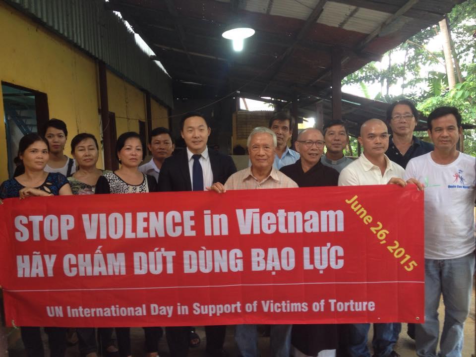 11 tổ chức xã hội dân sự lên tiếng về Ngày Quốc Tế Hỗ Trợ Nạn Nhân Tra Tấn Nhục Hình