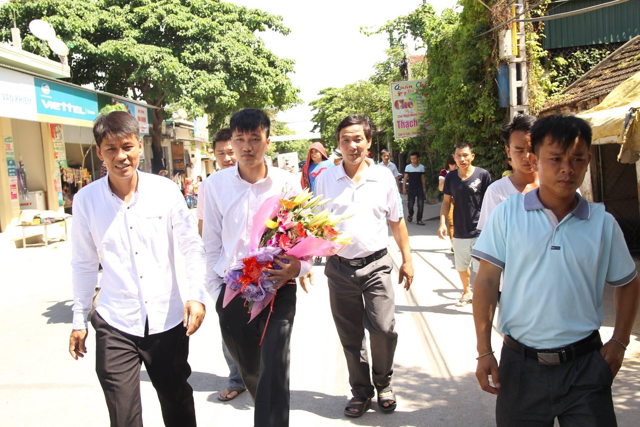 Tù nhân lương tâm Thái Văn Dung sẽ tiếp tục đấu tranh công khai