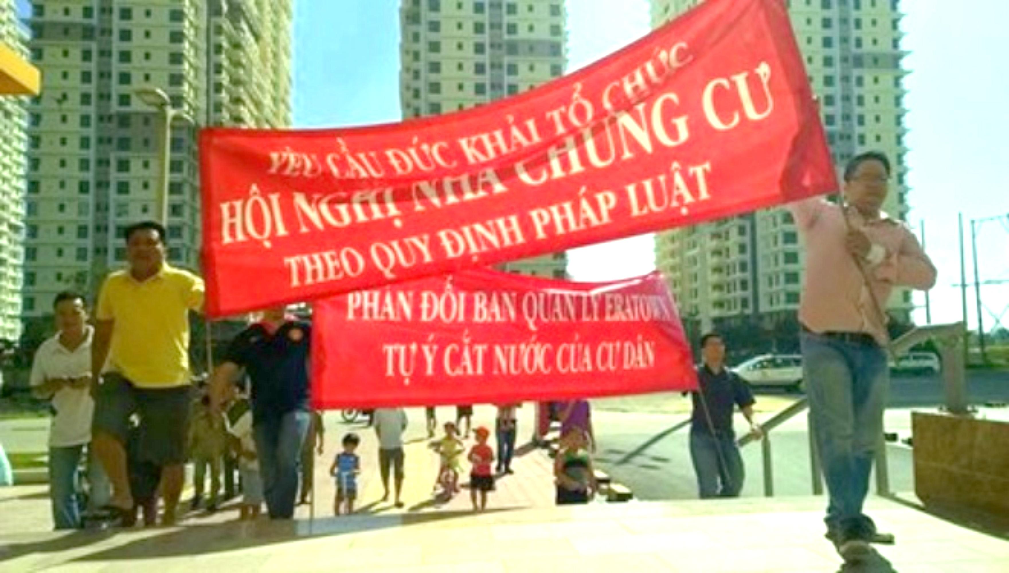Người Sài Gòn mua nhà chung cư bị gạt