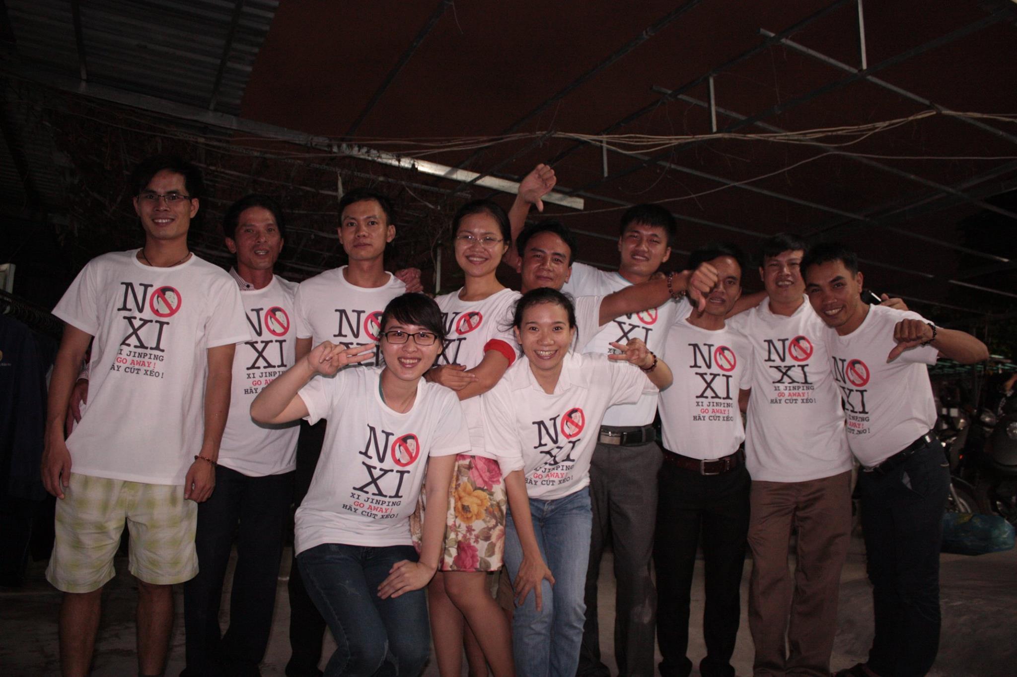 """Thông điệp """"No Xi"""" phản đối Tập Cận Bình lan rộng trên mạng"""