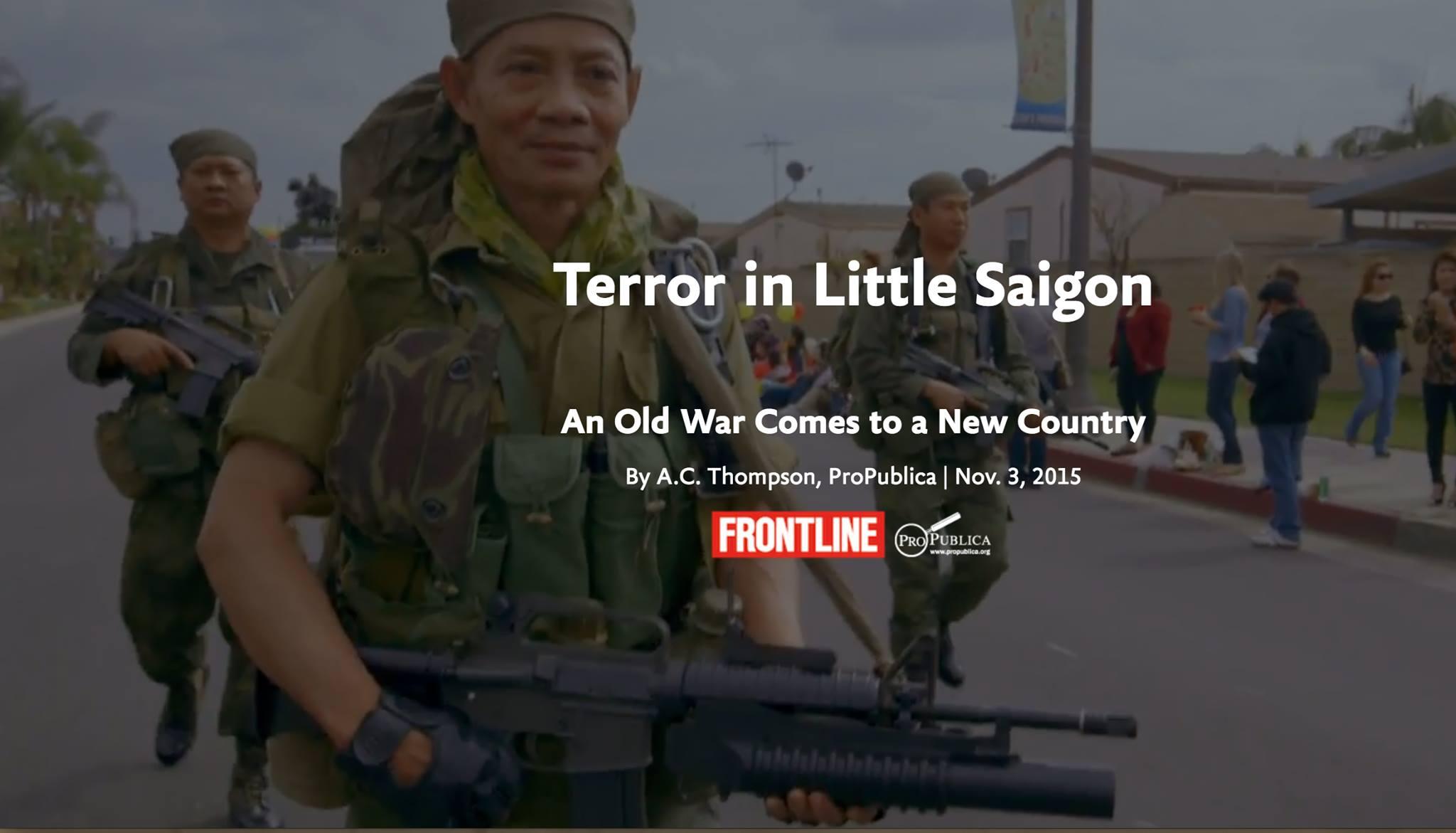 """TNS Janet Nguyễn yêu cầu cơ quan sản xuất """"Khủng Bố tại Little Saigon"""" xin lỗi cộng đồng"""