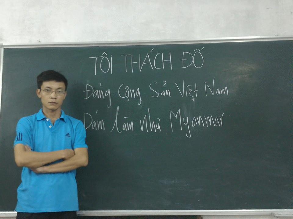 """Người dân trong nước """"thách đố"""" CSVN làm như Miến Điện"""