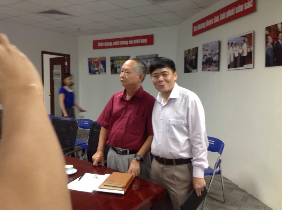 Báo Petrotimes mở chiến dịch vu khống luật sư Trần Vũ Hải
