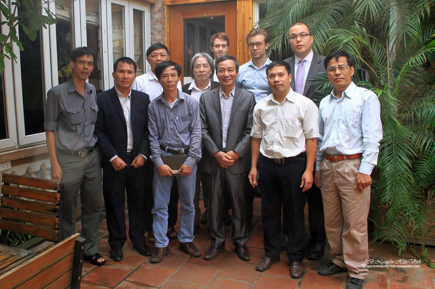 Hà Nội: Hội Nhà Báo Độc Lập Việt Nam tọa đàm công khai về quyền tự do lập hội
