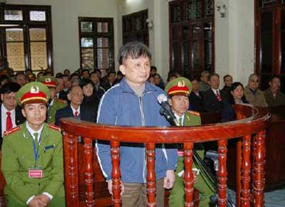 Tù nhân chính trị Trần Anh Kim mãn hạn tù