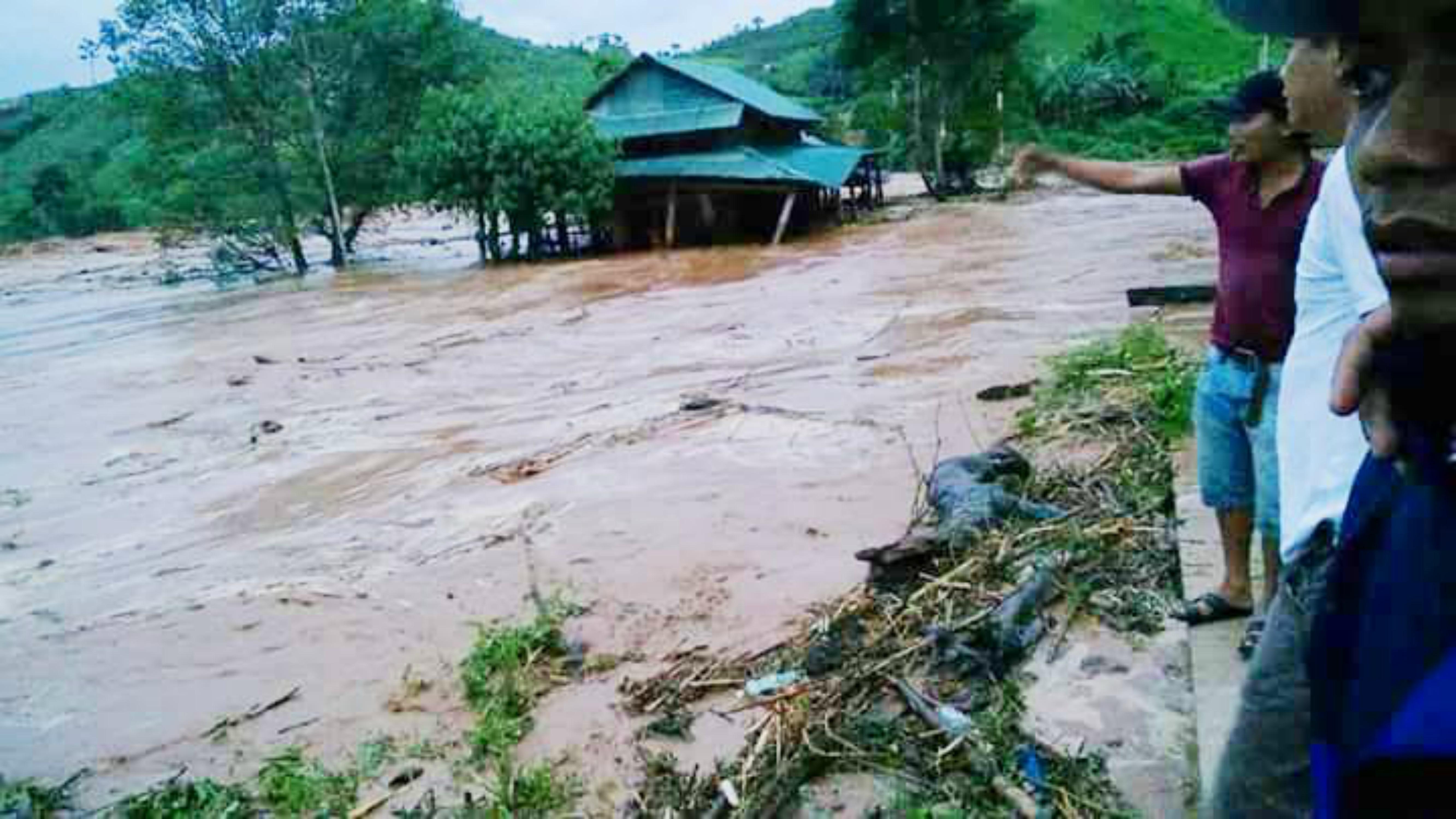 Vỡ cống thủy điện Sông Bung 2, ít nhất 2 công nhân thiệt mạng