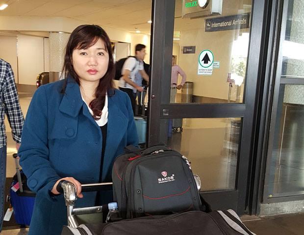 Vợ luật sư Nguyễn Văn Đài đến Little Saigon, sẽ gặp cộng đồng vào ngày 16/04