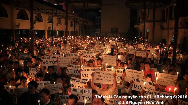Hướng về tù nhân lương tâm trong Ngày Quốc Tế Hỗ Trợ Nạn Nhân Bị Tra Tấn Nhục Hình