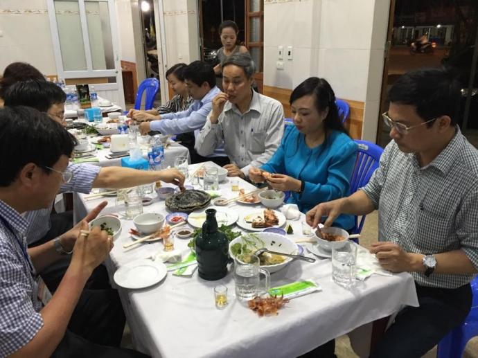 CSVN công bố những kết quả bất nhất về an toàn biển Miền Trung