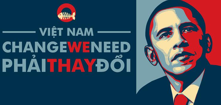 Tòa Bạch Ốc gặp các tổ chức đấu tranh Việt Nam trước chuyến đi của Tổng Thống Obama