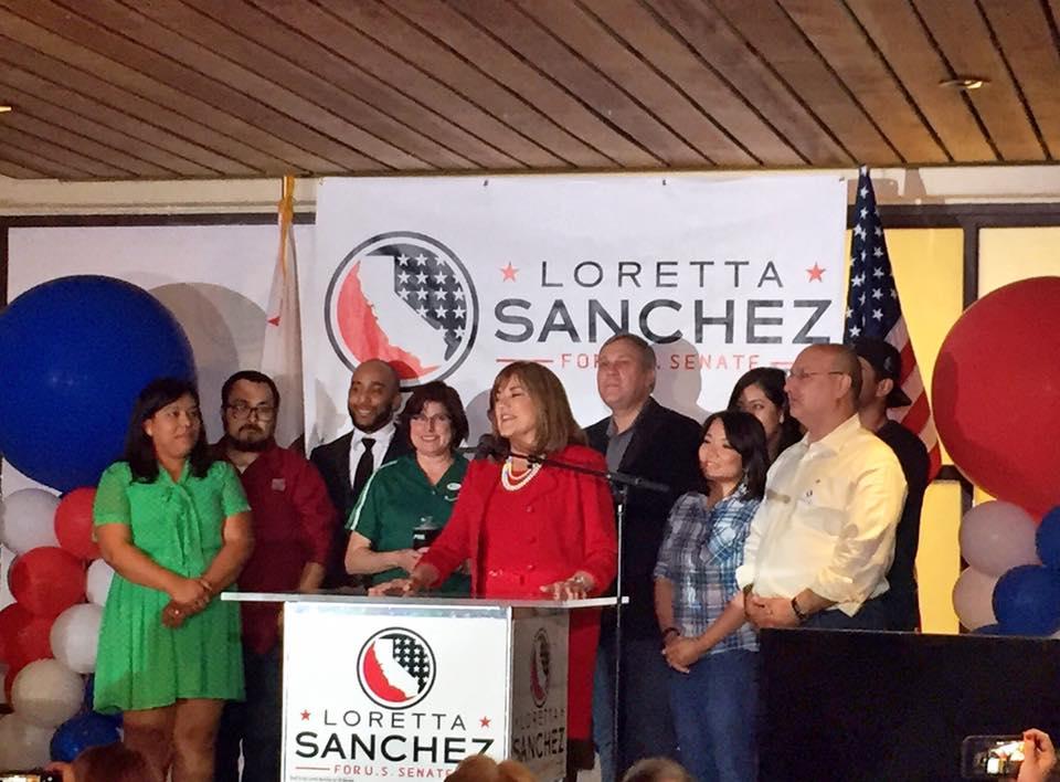 Kết quả bầu cử một số vị trí tại Nam Cali và Bắc Cali