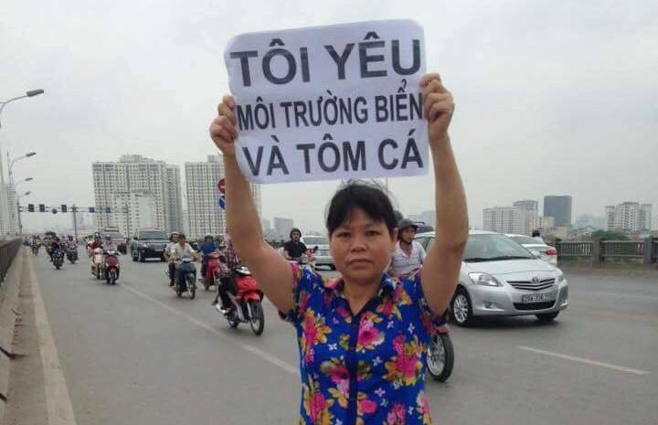 Dân oan Cấn Thị Thêu bị bắt khẩn cấp