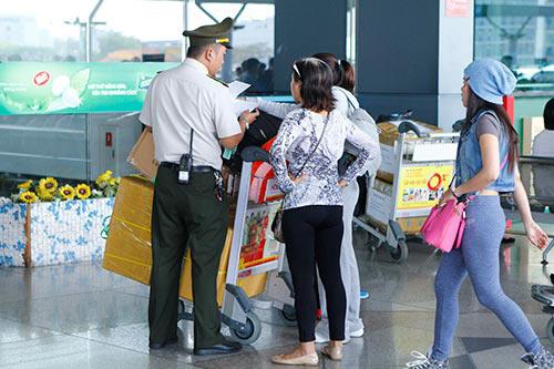 An ninh ở sân bay Việt Nam bị thắt chặt sau vụ máy bay Mã Lai mất tích
