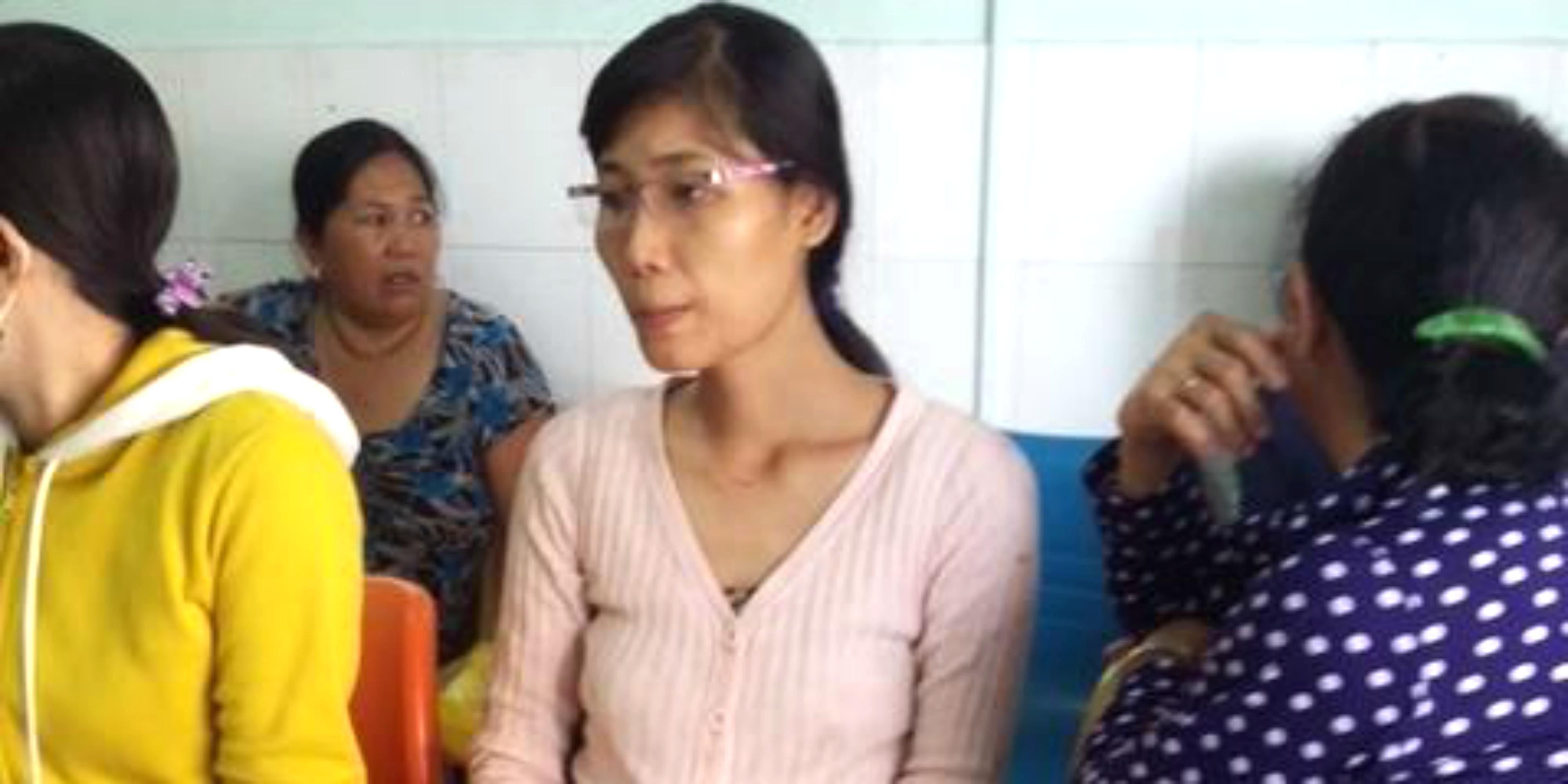 Một phụ nữ bị chặn đường cưỡng hiếp hụt