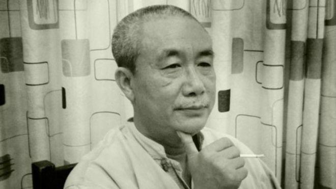 Nhà văn Nguyễn Quang Lập đã về nhà
