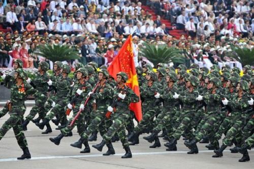 Quân đội-công an theo Tầu bảo vệ đảng (Phạm Trần)