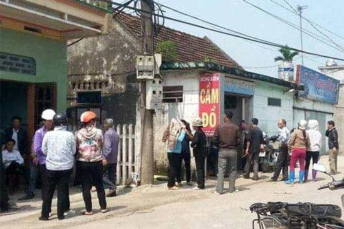 Nữ hung thủ xông vào nhà hàng xóm chém chết 3 mạng người