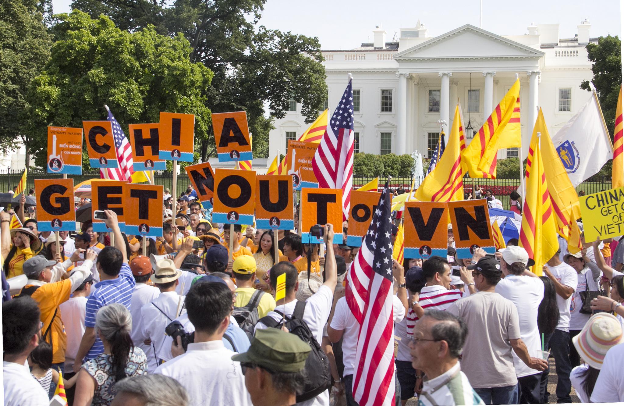 Lá thư chung gởi TT Obama của BTC Ngày Hát Cho Biển Đông & Quyền Con Người