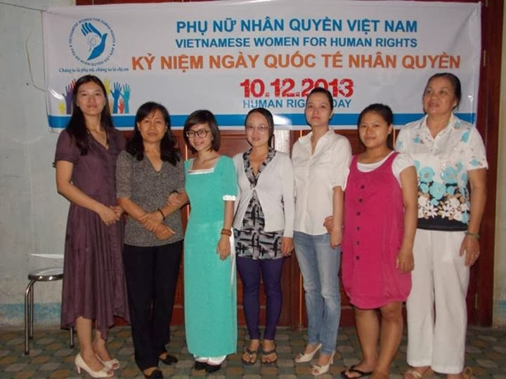 CSVN bất ngờ gia tăng đàn áp Hội Phụ Nữ Nhân Quyền VN