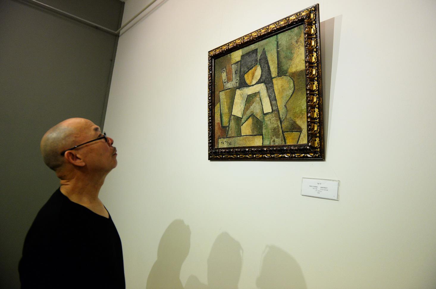 Lùm xùm vụ triển lãm tranh ở Sài Gòn