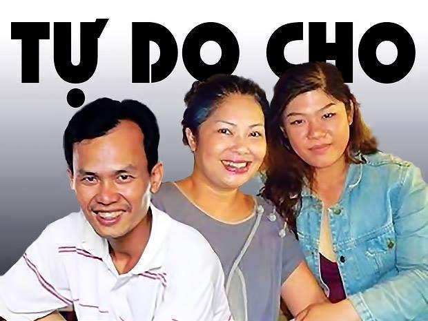 CSVN xử y án 3 nhà hoạt động Bùi Hằng,Văn Minh và Thúy Quỳnh