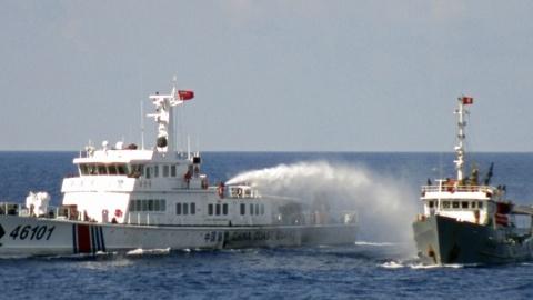 Mâu thuẫn biển Đông có thể là hiểm họa cho kinh tế Việt Nam