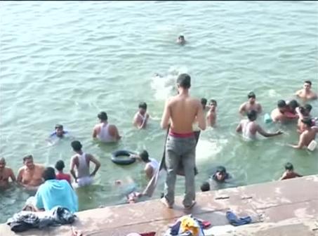 1,786 người chết vì nắng nóng ở Ấn Độ