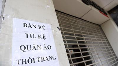 Các shop kinh doanh tại Sài Gòn sang nhượng rẻ mạt vì ế ẩm